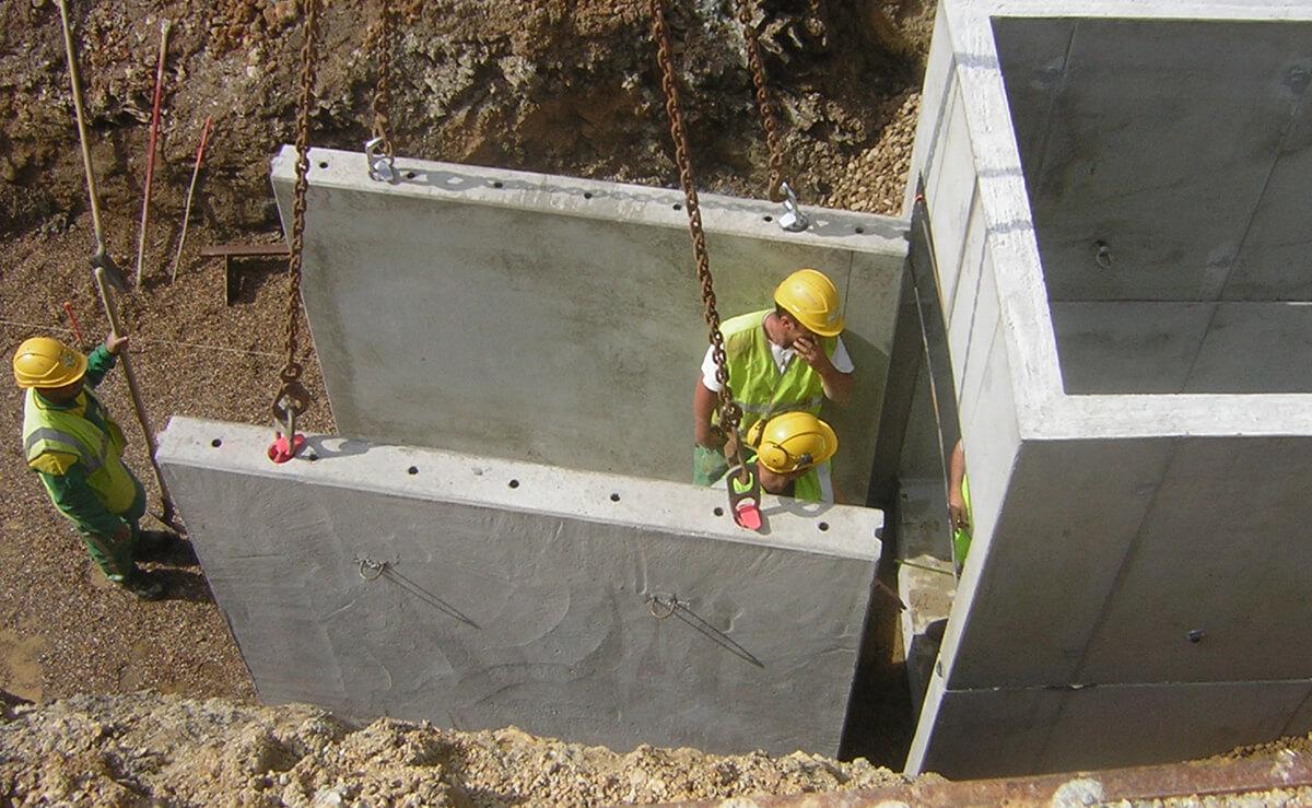 CHU Angers matériaux travaux publics