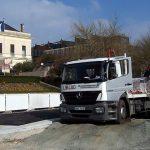 Préfabriqué et négoce pour le tramway d'Angers