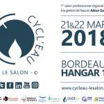 Libaud au Salon Cycl'eau à Bordeaux
