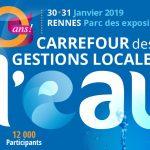 Venez nous rencontrer au Carrefour de l'eau à Rennes